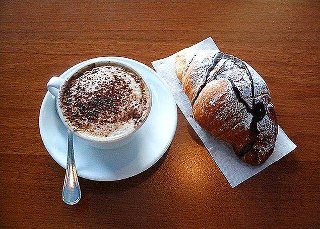 7. İtalyan kahvaltısı