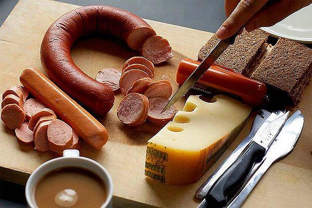 8. Alman kahvaltısı