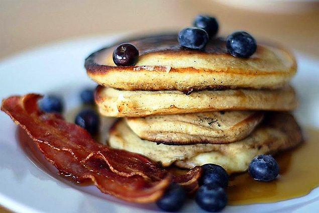 9. Amerika kahvaltısı