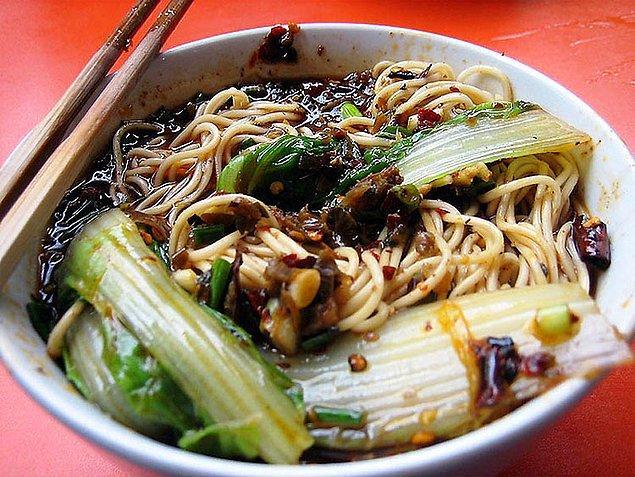 18. Çin kahvaltısı