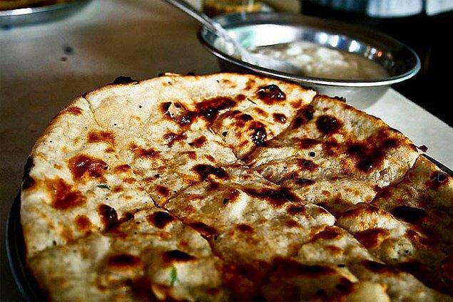 20. Pakistan kahvaltısı