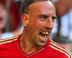 Bayern'de Ribery Şoku