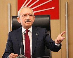 Kılıçdaroğlu'ndan Davutoğlu'na Açık Mektup