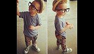 Senden Benden Daha Güzel Giyinen 20 Stil Sahibi Çocuk