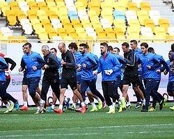 Trabzonspor, Metalist Kharkiv Hazırlıklarını Tamamladı