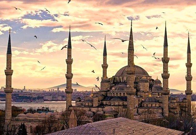 4. Sultan Ahmet Camii
