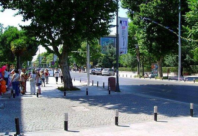 10. Bağdat Caddesi