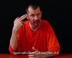 IŞİD Yeni 'Program'a Başladı: İngiliz Rehine 'Bilinmeyen Gerçekler'i Anlatıyor