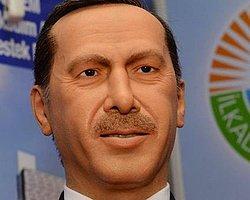 Cumhurbaşkanı Erdoğan'ın Balmumu Heykeli Yapıldı