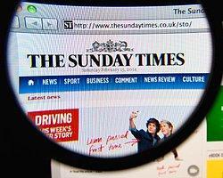 Sunday Times: 'IŞİD Türkiye'den Fidye İstedi'