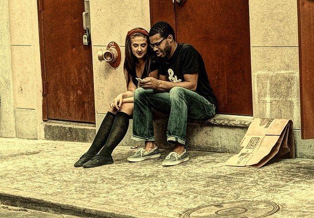 Счастливые пары помнят, что они не обязаны делать все вместе.