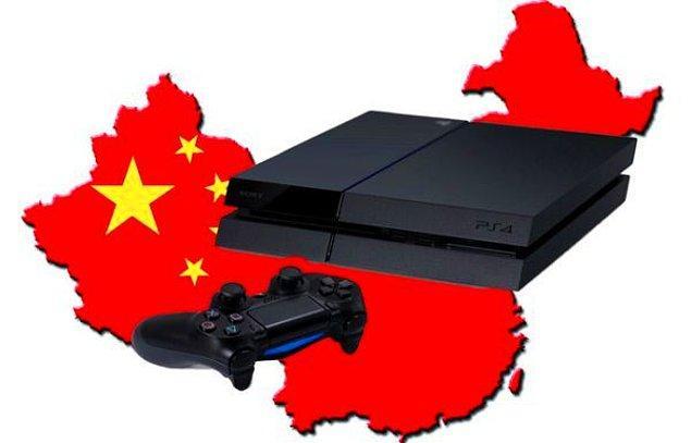 5. Çin'de playstation yasal değildi bir zamanlar.