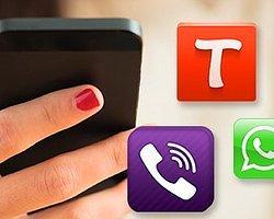 İran'da Whatsapp'tan Sonra Viber ve Tango da Yasak