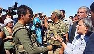 Askerden Kışanak'a: 'Burası Benim Devletim ise Çıkın Dışarı'