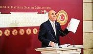 Mahmut Tanal: 'Erdoğan'ın Köşkü İçin Ağaçlar Katlediliyor'