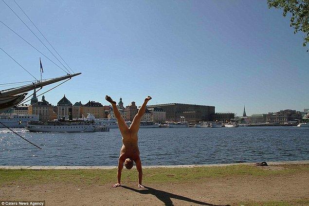 17. Stockholm, İsveç