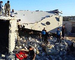 ABD Suriye'de IŞİD ve Nusra'yı Vuruyor
