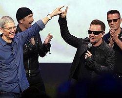U2 Ve Apple Korsana Karşı Birlikte Çalışıyor
