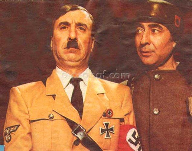 10. Şener Şen, Hitler'e karşı.