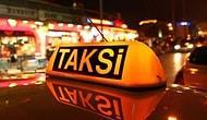8 Km için 185 TL İsteyen Taksiciler!