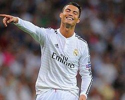 """""""Yuvana Geri Dön Ronaldo"""""""