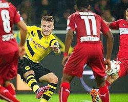 Dortmund, Puanı Zor Kurtardı