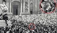 21 Tarihi Anın Farklı Açılardan Çekilmiş Fotoğrafları