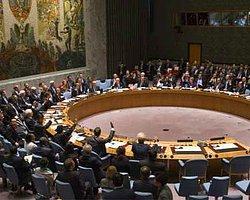 BM 'Yabancı Savaşçı' Tasarısını Kabul Etti