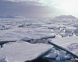 Artik'te Buz Oranı En Düşük Seviyeye İndi