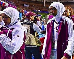 Asya Oyunları'nda Başörtüsü Engeli