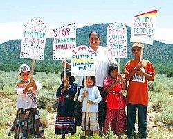 ABD Hükümetinden Navajo Kabilesine Rekor Tazminat