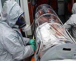İstanbul'da Korkutan Ebola Şüphesi