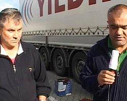 Suriyeli Kaçaklar Türk TIR'cıların Kabusu Oldu