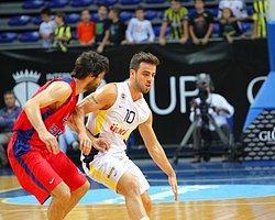 Fenerbahçe'ye CSKA Darbesi