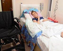 'Burun Ameliyatı Olmaya Gitti Ayaklarını Kaybetti' İddiası