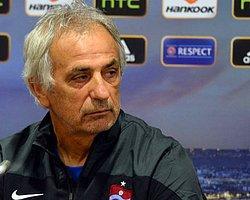 Trabzonspor Yönetiminden Halilhodzic'e Gönderme!