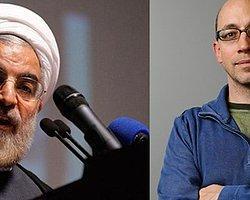 İran Cumhurbaşkanı Ruhani'ye, Twitter'ın CEO'sundan Manalı Tweet