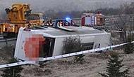 Yolcu Otobüsü Devrildi, 23 Yaralı