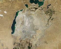 Aral Gölü'ndeki Değişim