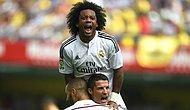 Real Madrid'e 45 Dakika Yetti