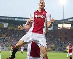 Ajax'tan Deplasmanda Tam 7 Gol