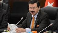Hisarcıklıoğlu, DEİK Yönetiminden İstifa Etti