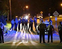 Ferguson'da Bir Polis Memuru Vuruldu