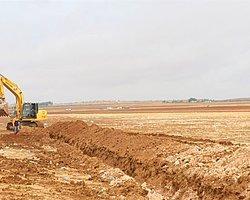 Suriyeli Kürtlerin Araçları Burada Saklanacak!