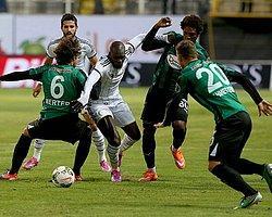 Gekas'ın Golleri Fenerbahçe'yi Yıktı