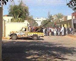 Türk İşçi Libya'da Hayatını Kaybetti