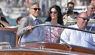 Clooney ve Alamuddin Çiftinin Düğününe İtalyan Basınından Tepki