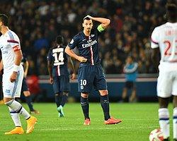 PSG'ye Şok! Zlatan Barcelona'ya Karşı Yok