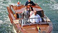 11 Karede George Clooney'in Üç Gün Üç Gece Süren Düğünü