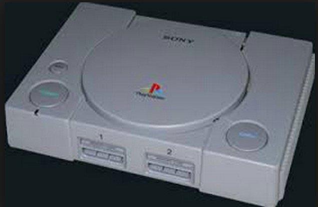 O zamanın PlayStation'ı..
